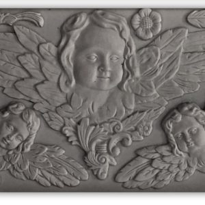 CLASSICAL CHERUBS 6×10 DECOR MOULD