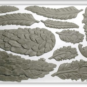 WINGS AND FEATHERS 6×10 DECOR MOULDS