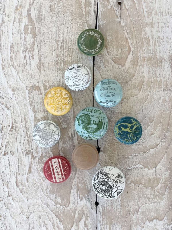 KNOB TOPPERS 12×12 DECOR STAMP